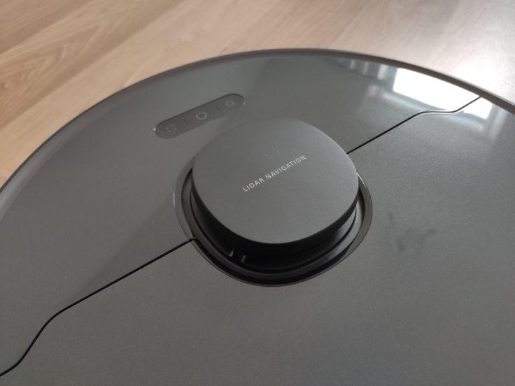 Dreame Bot L10 Pro Saugroboter Design LDS