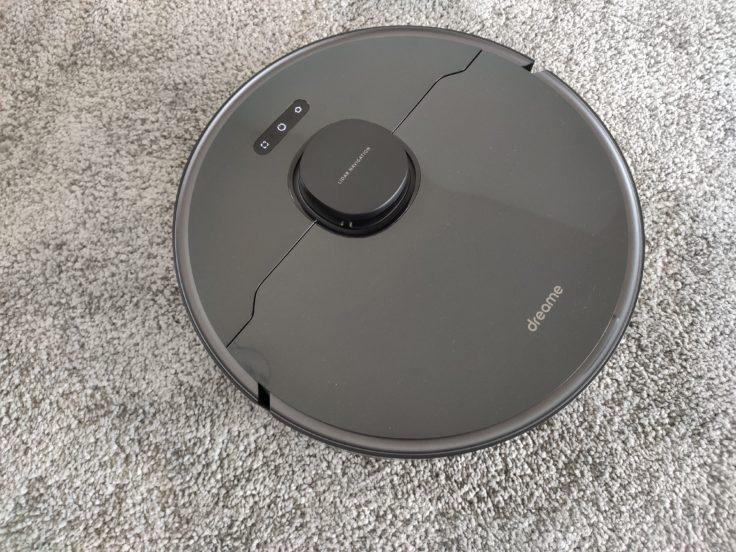 Dreame Bot L10 Pro Saugroboter Teppicherkennung