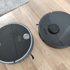 Dreame Bot L10 Pro Saugroboter Vergleich 360 S10 Sensorik