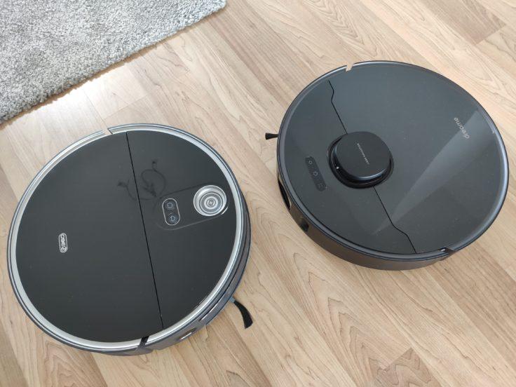 Dreame Bot L10 Pro Saugroboter Vergleich zu 360 S10