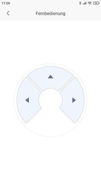 Dreame Bot L10 Pro Saugroboter Xiaomi Home App virtuelle Fernbedienung