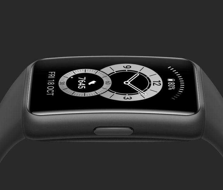 Huawei Band 6 Display
