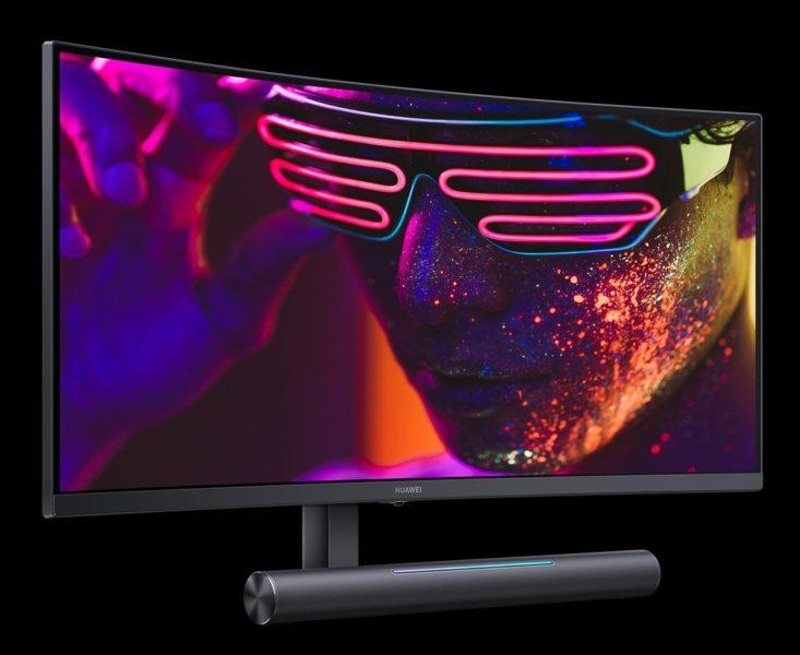 Huawei MateView GT Monitor von vorne