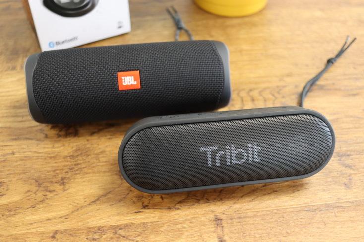 JBL Flip 5 Lautsprecher mit Tribit Xsound go