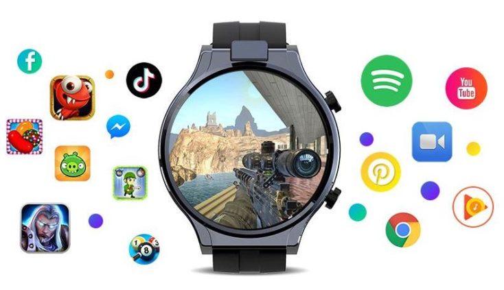 Kospet Prime 2 Smartwatch Betriebssystem