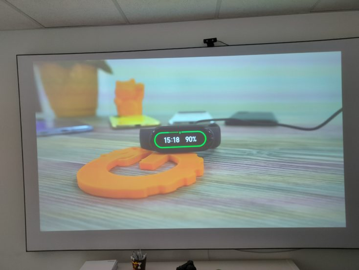 Mi Smart Projector 2 Pro 5