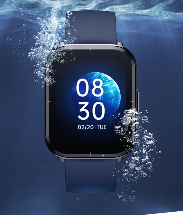 Mibro Color Smartwatch ATM 5 Klassifikation