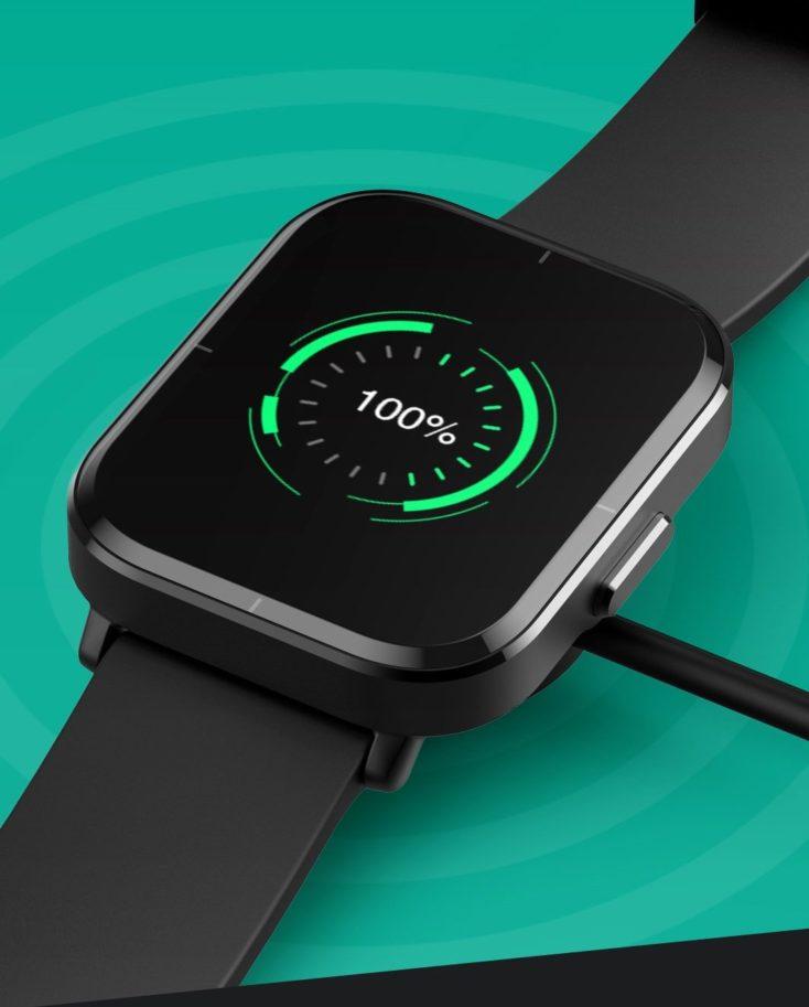 Mibro Color Smartwatch Akku