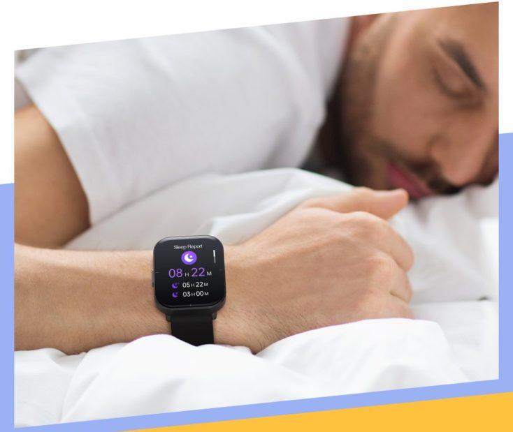 Mibro Color Smartwatch Sleep Tracking