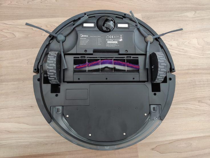 Midea M7 Pro Saugroboter Unterseite