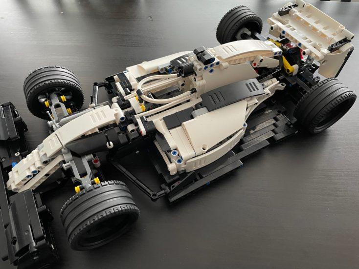 Mork F1 Racer Klemmbausteine 1