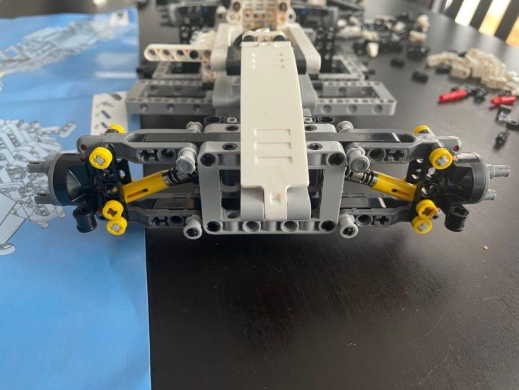Mork F1 Racer Klemmbausteine 14