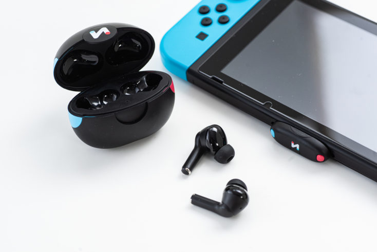 NexTemplo Nintendo Switch 4 in 1 Kit Bluetooth