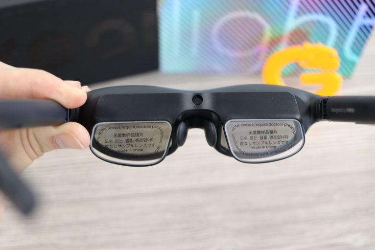Nreal Light Brillenglaeser