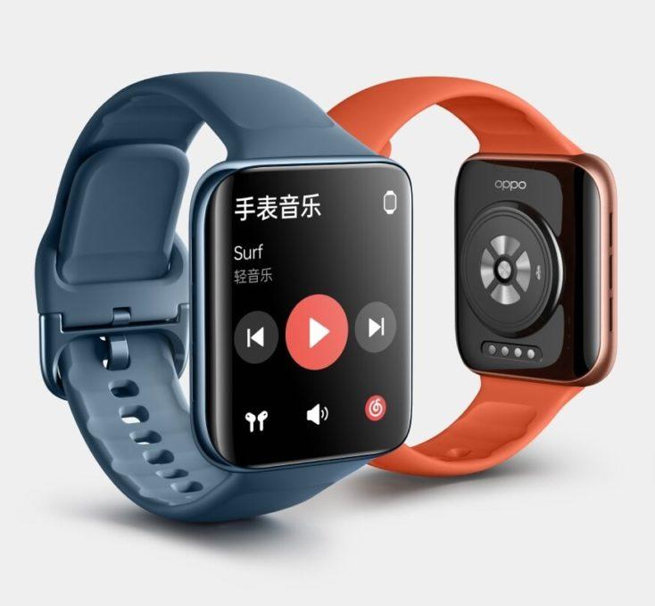 OPPO Watch 2 Smartwatch Display