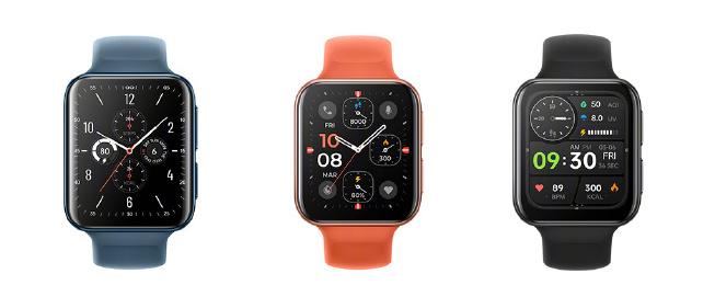 OPPo Watch 2 Smartwatch Watchface