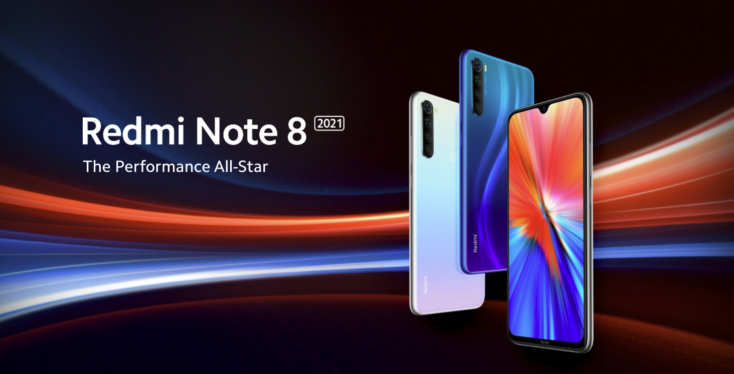 Redmi Note 8 2021 Smartphone