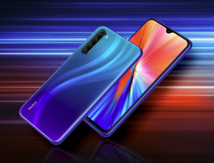 Redmi Note 8 2021 Smartphone Display
