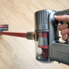 Roborock H7 Akkusauger Design