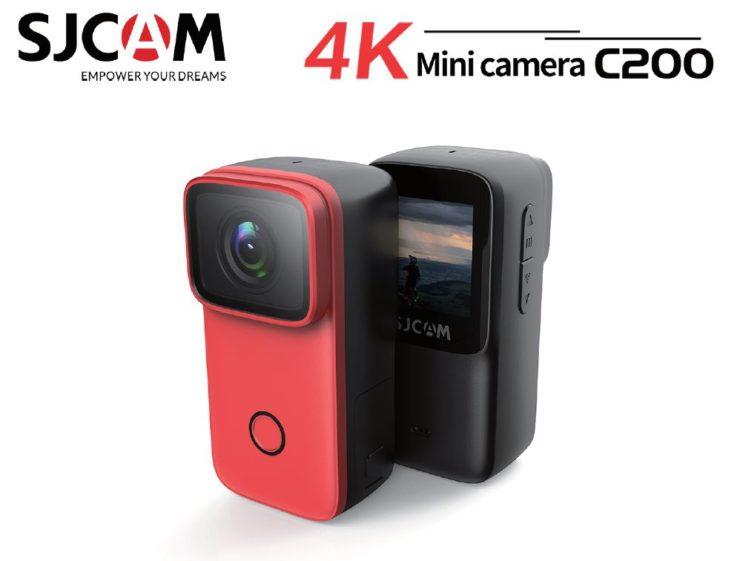 SJCAM C200 Mini Kamera