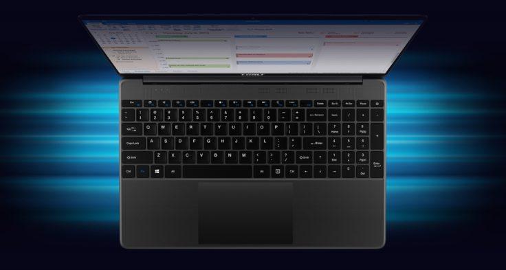 Teclast TBolt F15 Pro Notebook Tastatur