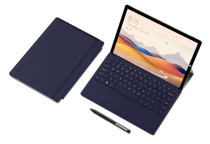 Teclast X6 Plus Tablet zusammengeklappt