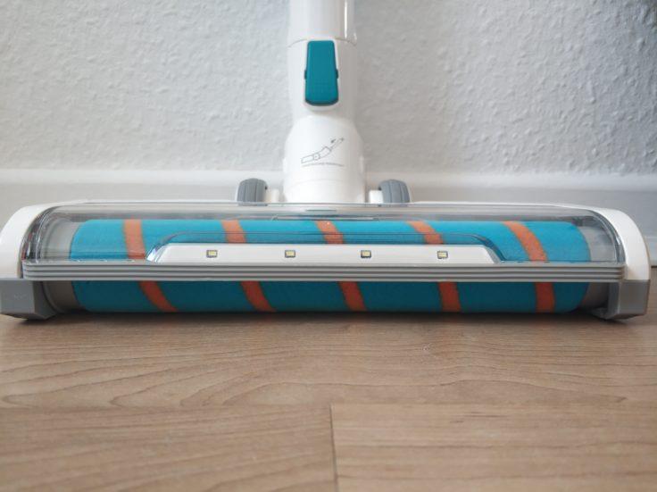 Tineco A11 Master Akkusauger schwebende Softwalze Konstruktionsfehler