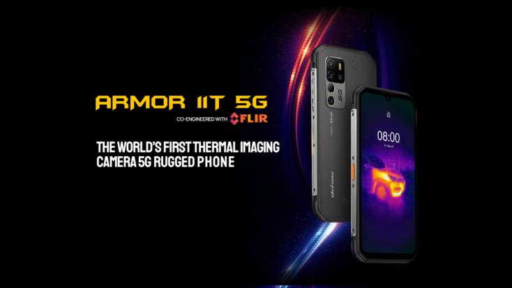 Ulefone Armor 11T 5G Outdoor Smartphone