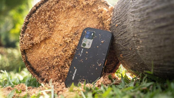 Ulefone Armor 11T 5G Outdoor Smartphone Design Rueckseite