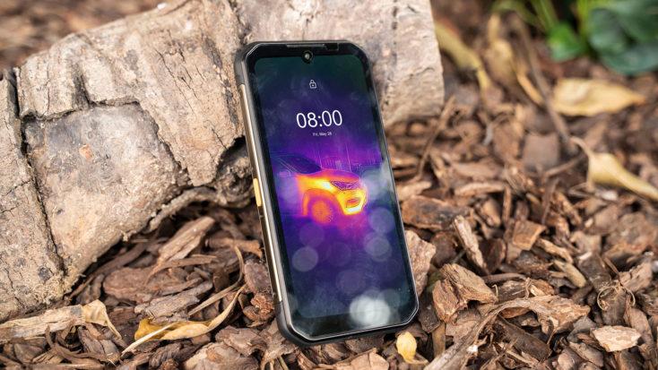 Ulefone Armor 11T 5G Smartphone Design