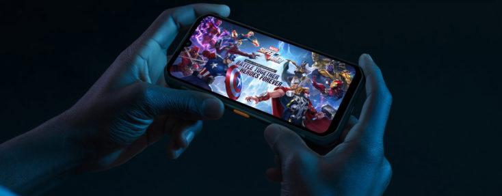 Ulefone Armor 11T 5G Smartphone Display