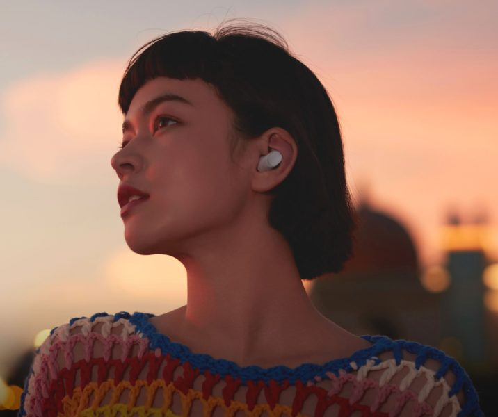 Xiaomi AirDots 3 Pro Kopfhoerer im Ohr weiss