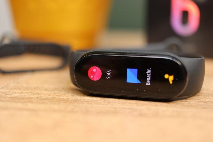 Xiaomi Mi Band 6 Apps