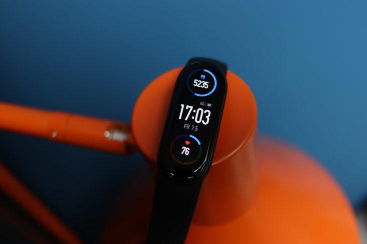 Xiaomi Mi Band 6 Fitnesstracker