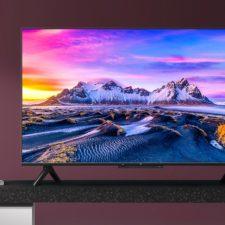 Xiaomi Mi TV P1 Fernseher 44 Zoll mit Standfuß