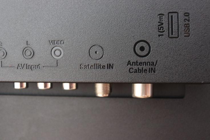 Xiaomi Mi TV P1 Fernseher Anschluss