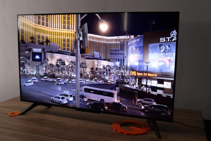 Xiaomi Mi TV P1 Fernseher Las Vegas Beispiel