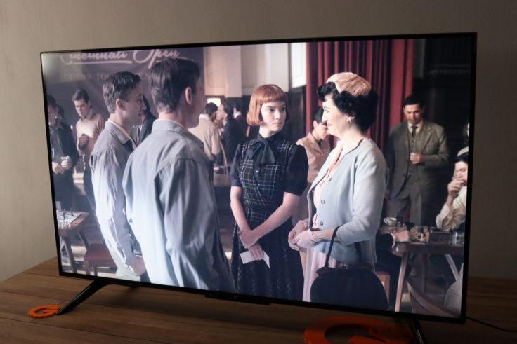 Xiaomi Mi TV P1 Fernseher Netflix Beispiel