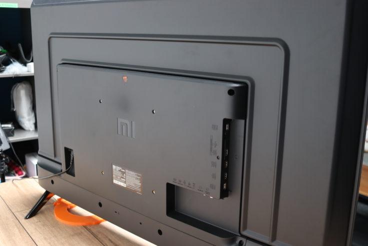 Xiaomi Mi TV P1 Fernseher Rueckseite