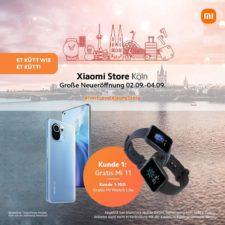 Xiaomi Store Koeln Eroeffnung