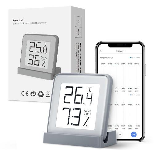 Azarton Hygrometer App