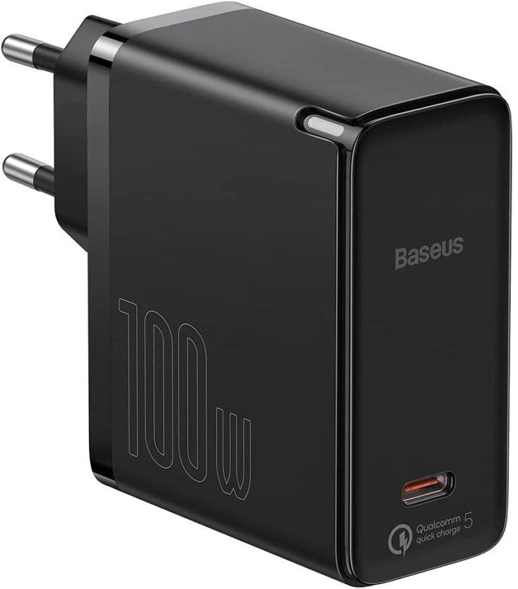 Baseus 100W Quick Charge 5 USB C Ladegeraet