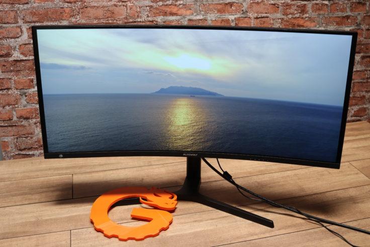 BlitzWolf BW-GM3 Monitor Beispielbild