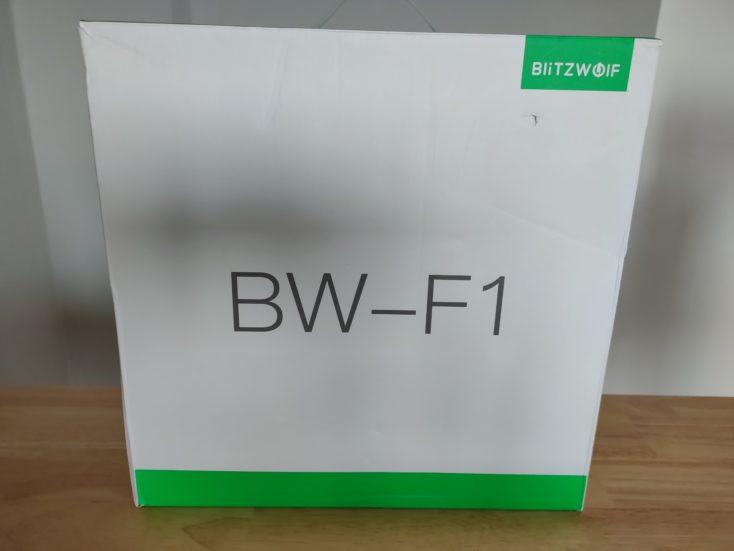 Blitzwolf BW F1 Ventilator Karton