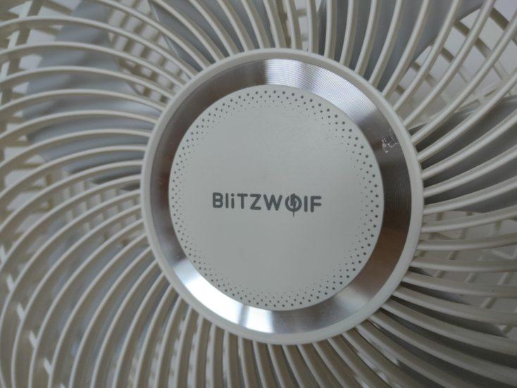Blitzwolf BW F1 Ventilator Vorderseite