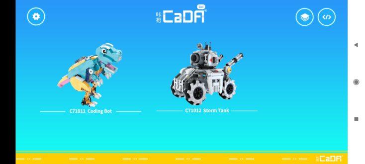 CaDA Go App 4
