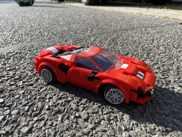 CaDA RC Auto rot 1
