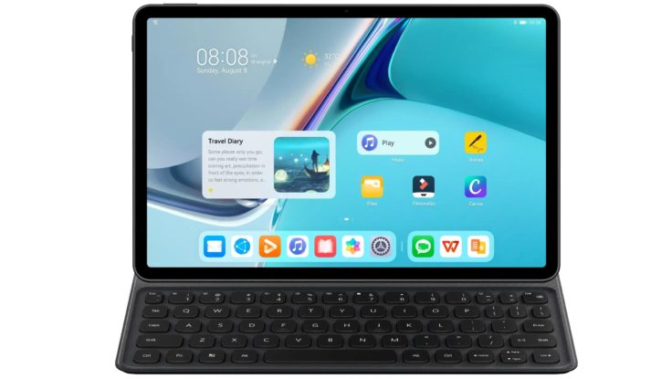 Huawei MatePad 11 Tablet Front