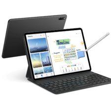Huawei MatePad 11 Tablet von der Seite