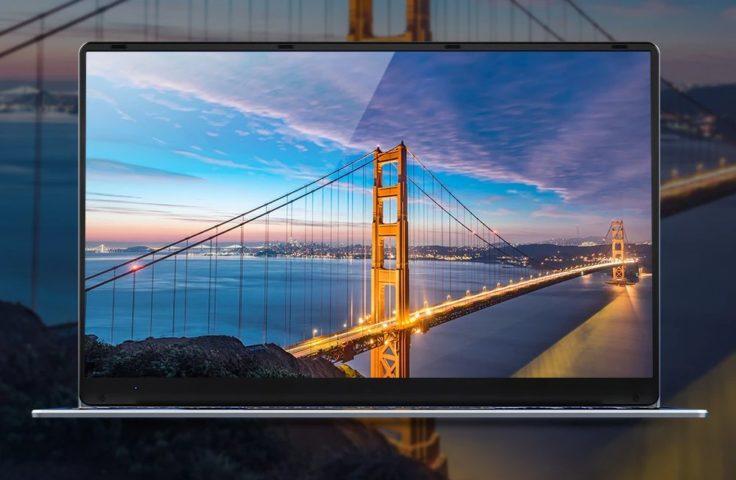 KUU A10 Notebook Bildschirm
